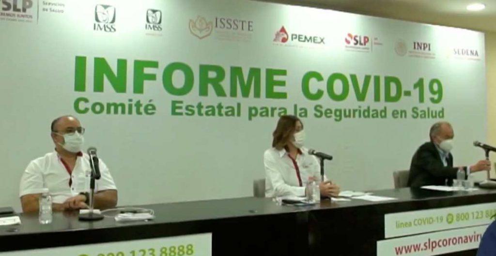 San Luis Potosí podría pasar a semáforo amarillo la próxima semana: Salud estatal