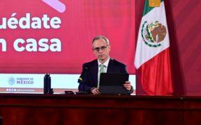 Varios estados deberán estar en semáforo verde antes de abrir las escuelas: López-Gatell