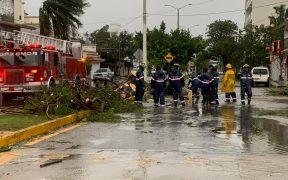 Emite declaratoria de emergencia para 6 municipios de Quintana Roo por los daños del huracán 'Delta'