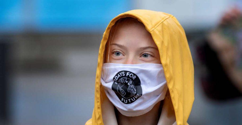 Greta Thunberg, activista ambiental