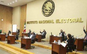 """El INE le recuerda a Muñoz Ledo que dio """"el visto bueno"""" a los lineamientos de selección de Morena"""