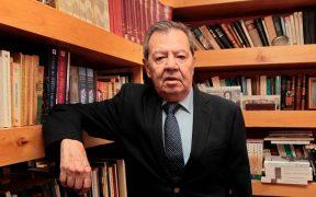 Porfirio Muñoz Ledo, candidato a la dirigencia nacional de Morena