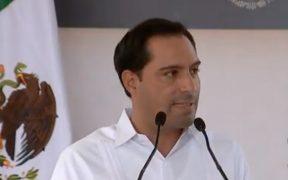 Mauricio Vila, gobernador de Yucatán