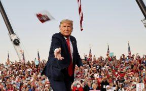 """Trump está """"buscando problemas"""" al realizar mítines ignorando el riesgo de la Covid-19: Fauci"""