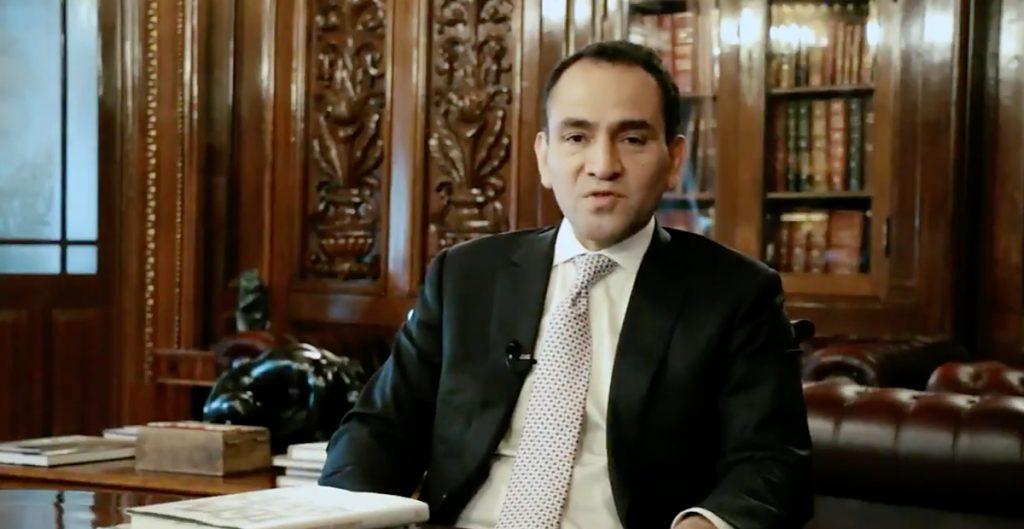 Arturo Herrera, secretario de Hacienda, presidirá la junta de Gobernadores del Banco Mundial para el 2021