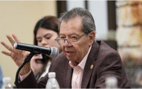 Porfirio Muñoz Ledo, candidato a la presidencia nacional de Morena