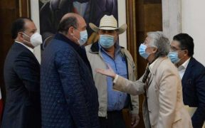 Segob busca acuerdos para cumplir tratado de agua en Chihuahua