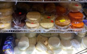 prohibición de venta de quesos Philadelphia