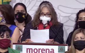 Diputadas presentarán una denuncia por acoso sexual contra Muñoz Ledo