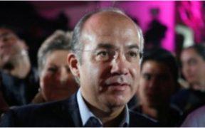 Felipe Calderón, expresidente de México y líder de la organización México Libre