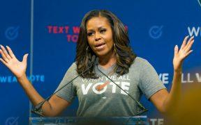 Michelle Obama y Bill Clinton se unen a 'The West Wing' para motivar el voto