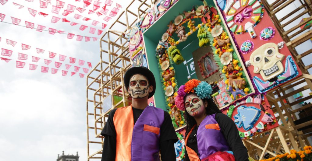 Este año no habrá ofrenda de Día de Muertos en el Zócalo: Sheinbaum