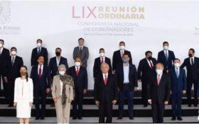 """Sánchez Cordero afirma que se reunirá con la Conago y la Alianza Federalista """"cada vez que sea necesario"""""""