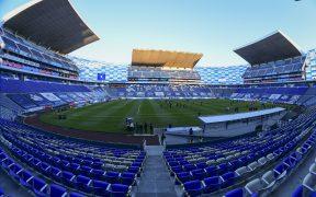El estadio Cuauhtémoc de Puebla recibirá aficionados la próxima semana. (Foto: Mexsport)