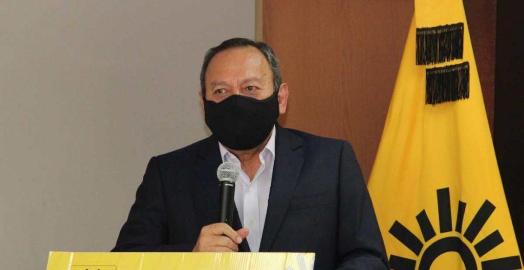 """El TEPJF """"revive"""" a dos partidos vinculados con AMLO, acusa el PRD"""