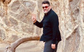 El actor Eduardo Santamarina tuvo Covid-19 hace dos meses