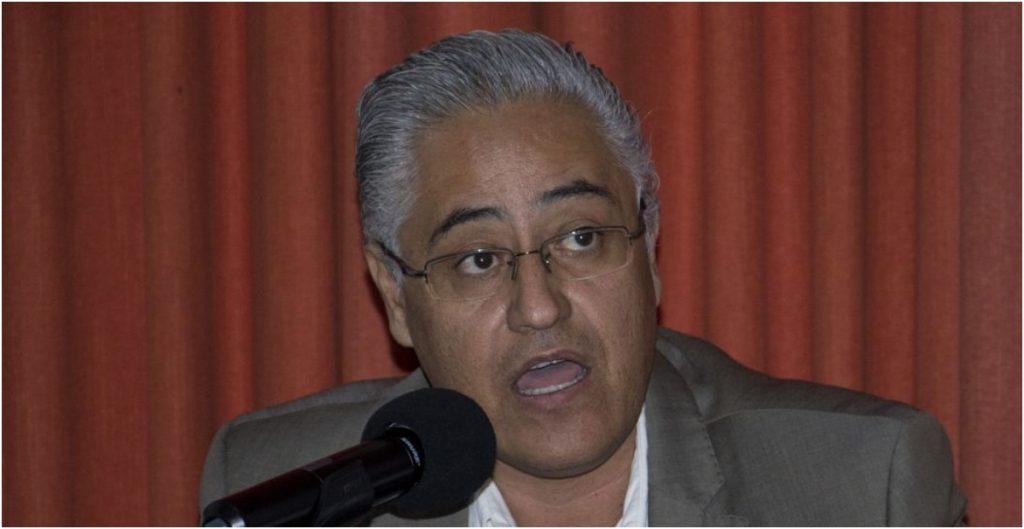 Jesús Alejandro 'N', exrector de la UAEM