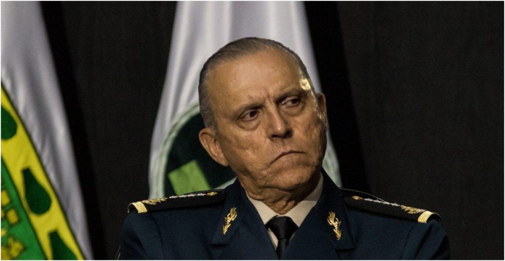 Salvador Cienfuegos, extitular de la Sedena