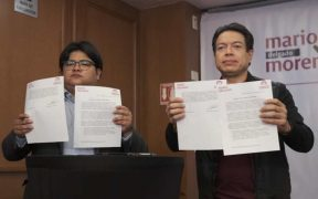 Gibrán Ramírez declara su apoyo a Mario Delgado para dirigencia de Morena