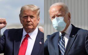 Estos son los temas para el siguiente debate Trump-Biden