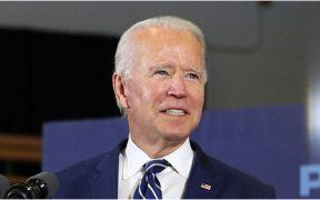Joe Biden, candidato demócrata a la presidencia de EU