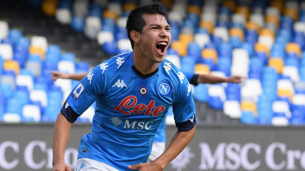 Hirving Lozano podría ser vendido por Napoli, reportan desde Italia
