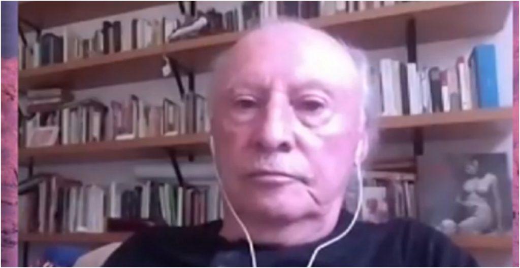 Víctor Manuel Toledo, extitular de la Semarnat