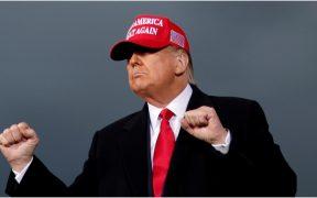 Podría buscar ser presidente de EU hasta por 12 años: Trump
