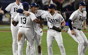 Los Rays vuelven a la Serie Mundial por primera vez desde 2008.