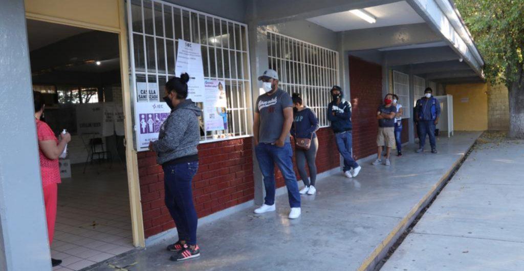 Representantes de partidos reportan anomalías en casillas de Hidalgo