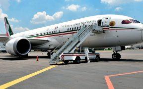 El avión presidencial que no se vende