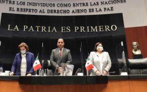 Minuta de fideicomisos sólo se turnó a comisiones presididas por Morena, acusa oposición en el Senado