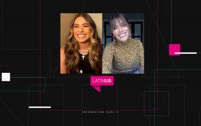 Galilea Montijo entrevista a Kany García