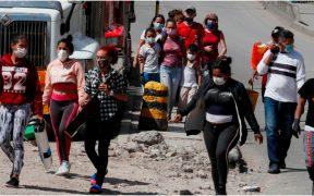 México prevé cambios en la política migratoria con EU por llegada de Biden a la Casa Blanca