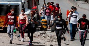 La Covid-19 interrumpe el flujo de migrantes y frena los avances en materia laboral, advierte OCDE