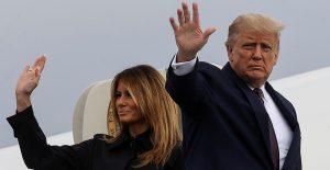 Melania Trump volverá a mítines de campaña del presidente tras una larga ausencia
