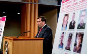 Estados Unidos acusa a seis militares rusos de hackeo