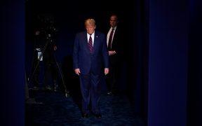 Trump planea debatir con Biden a pesar de los cambios en las reglas
