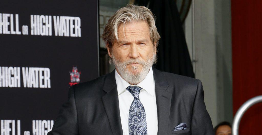 El actor Jeff Bridges anuncia que tiene cáncer linfático