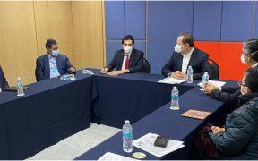 Tras manifestación afuera del Senado, Comisión de Estudios Legislativos sesionará en Hotel Sevilla