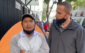Queremos poder regresar a buscar a nuestros desaparecidos, dicen desplazados de Guerrero