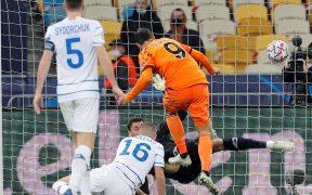 Álvaro Morata marcó un doblete paa el triunfo de Juventus ante Dinamo Kiev.