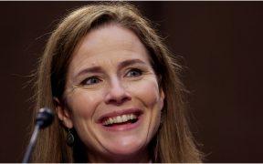 Senado votará la próxima semana sobre nominación de Amy Coney Barrett: McConnell