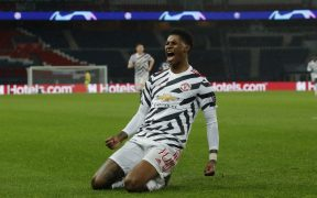 Rashford decidió el triunfo del Manchester United ante PSG.