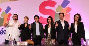Organizaciones de la sociedad civil presentan Sí por México; descartan ser oposición