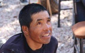Pedro Parra, corredor rarámuri y campeón mexicano de ultramaratón.