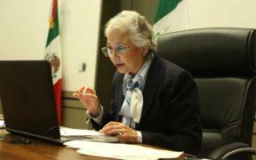 Dentro del gabinete hay temas de misoginia muy considerables: Sánchez Cordero