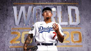Julio Urías se encuentra muy motivado en su segunda Serie Mundial con los Dodgers.