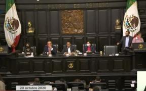 Comienza en pleno del Senado la discusión sobre la desaparición de fideicomisos