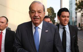 Carlos Slim propone elevar a 75 años la edad de jubilación